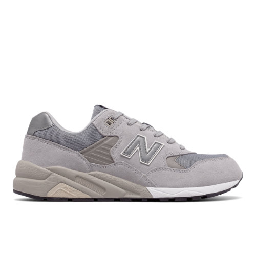 New Balance : 580 Re-Engineered Suede : Men's Footwear Outlet : MRT580GE