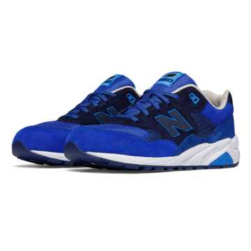 New Balance 580 Elite Edition Paper Lights, Sailor Blue with Pacific