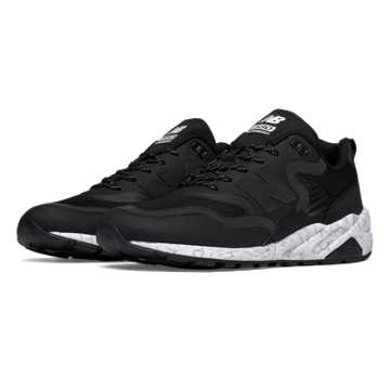 New Balance 580 Re-Engineered, Black
