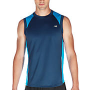 Tempo Sleeveless, Insignia Blue