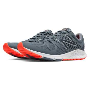 New Balance Vazee Rush, Grey with Flame