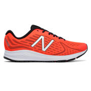 NB Vazee Rush v2, Alpha Orange with Black