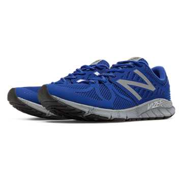 New Balance Vazee Rush NB Beacon, Ocean Blue with Silver