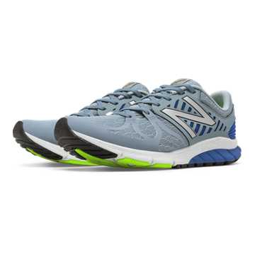 New Balance Vazee Rush, Silver with Blue