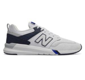 뉴발란스 009 남성 운동화 - 화이트 New Balance Mens 009, White, MS009WB1