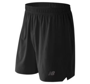 뉴발란스 7인치 남성 쇼츠 New Balance Men's 7in Shift Short, Black