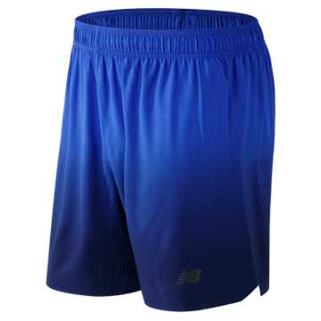 New Balance 7 Inch Shift Short, Pacific Multi
