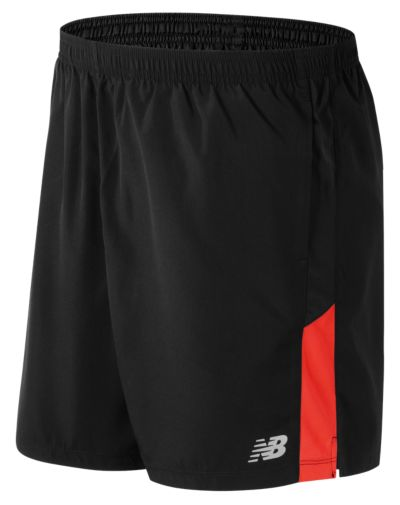 New Balance 53070 Men's Accelerate 7 Inch Short   MS53070BFL
