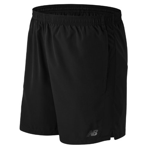 New Balance Accelerate 7 Inch Short Boy's Clothing Outlet - MS53070BK
