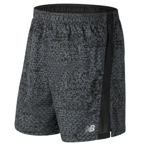 New Balance Accelerate 7 Inch Short Boy's All Clothing - MS53070BTN