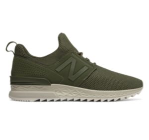 뉴발란스 574 남성용 커버트 그린 New Balance Men's 574 Sport, Covert Green, MS574SCJ