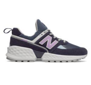 뉴발란스 574 스포츠 남성 운동화 - 피그먼트 New Balance Mens 574 Sport, Pigment, MS574GNA