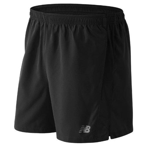 New Balance Accelerate 5 Inch Short Boy's Clothing - MS61073BK
