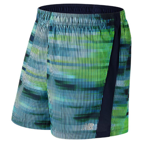 New Balance Accelerate 5 Inch Short Boy's All Clothing - MS61073BMS