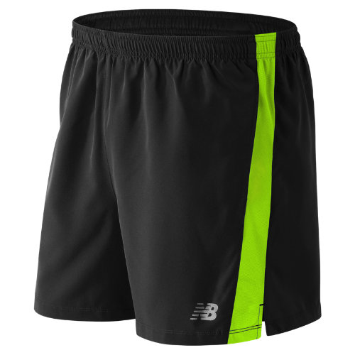 New Balance Accelerate 5 Inch Short Boy's All Clothing - MS61073EGL