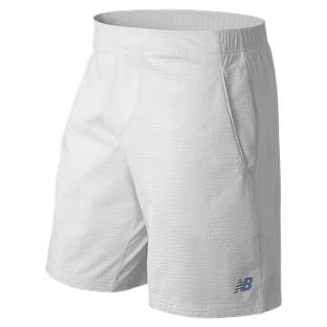 New Balance Tournament 9 Inch Short, White