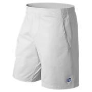 Tournament 9 Inch Short, White