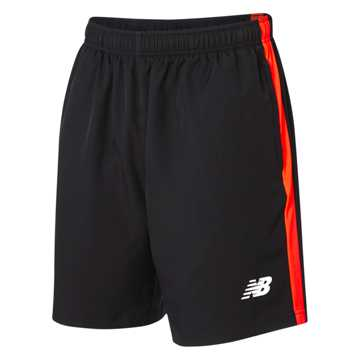 New Balance LFC Mens Elite Training Woven Short, Black