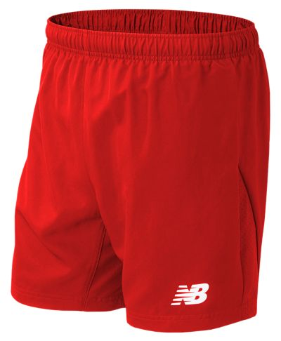 Image of New Balance 630041 Men's Tech Training Woven Short | MS630041ACC