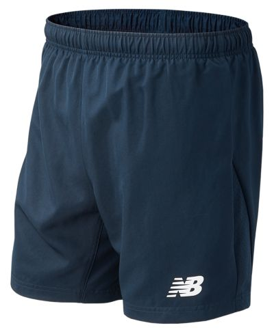 Image of New Balance 630041 Men's Tech Training Woven Short | MS630041GXY