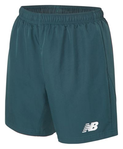 Image of New Balance 630041 Men's Tech Training Woven Short | MS630041TNO