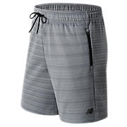 Kairosport Short, Athletic Grey