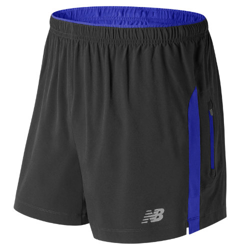 New Balance : Impact 5 Inch Track Short : Men's Performance : MS63226TRY