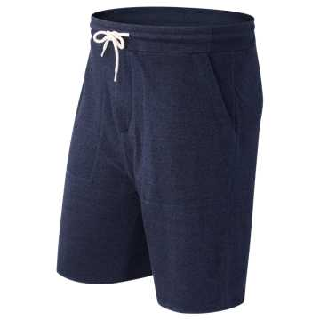 New Balance Hawaiian Pocket Jogger Short, Navy