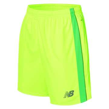 New Balance Tech Training Knitted Short, Toxic