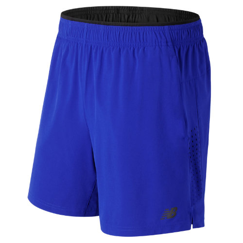 New Balance : Woven 2 In 1 Short : Men's Performance : MS71051TRY