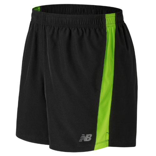 New Balance : Accelerate 5 Inch Short : Men's Performance : MS71071EGL