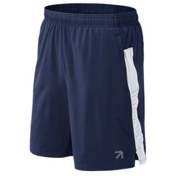 New Balance J.Crew 9 Inch 2 in 1 Short, Navy