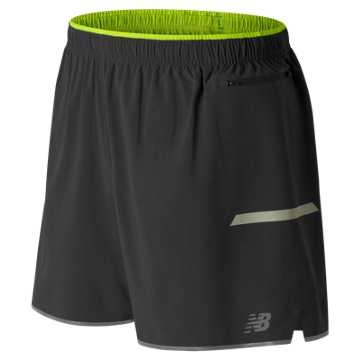 New Balance Viz Short, Black