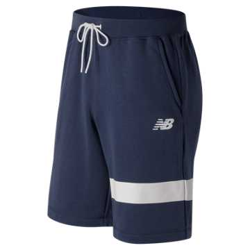 New Balance Classic Fleece Short, Navy
