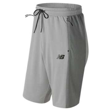 New Balance 247 Tech Short, Athletic Grey