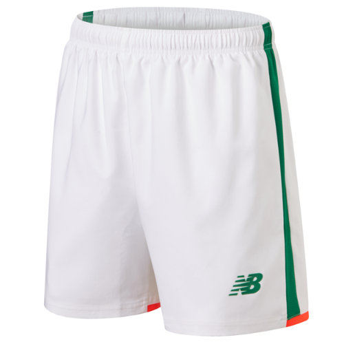 New Balance : FAI Home Short - Jonk : Men's Ireland Home 2017/18 : MS730548WT
