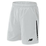 Core Training Woven Short, White