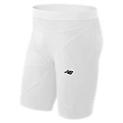 Compression Tight Short, White