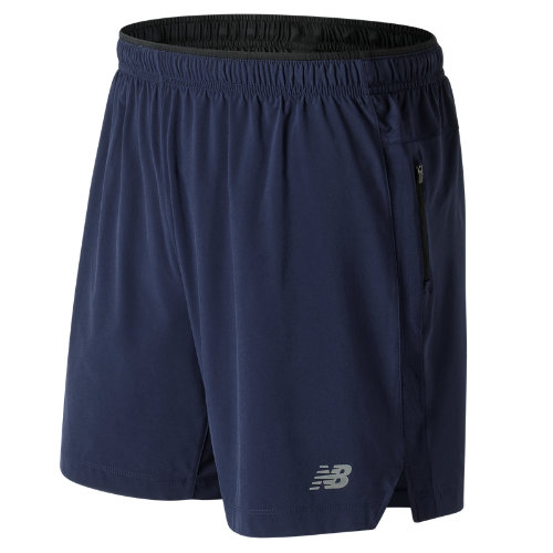 New Balance : Impact 7 Inch Short : Men's Performance : MS73237PGM