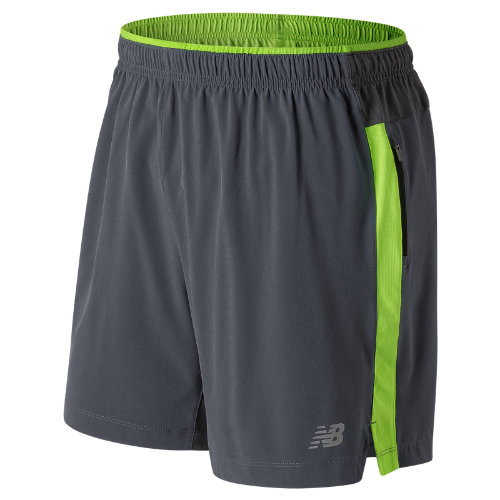 New Balance : Impact 7 Inch Short : Men's Performance : MS73237THN