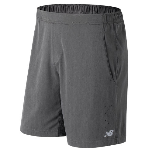 New Balance Tournament 9 Inch Short Boy's All Clothing - MS73409CTR