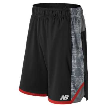 Grind Inset Short, Team Black
