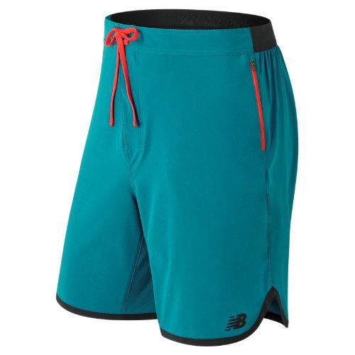 New Balance Energy Short Boy's Shorts - MS81099LKB