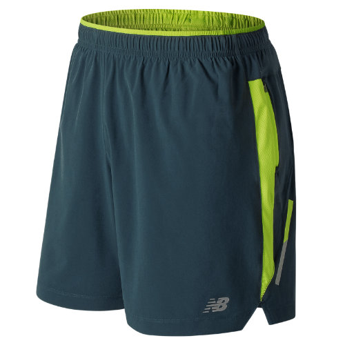 New Balance Impact 7 Inch Short Boy's Performance - MS81265NOS