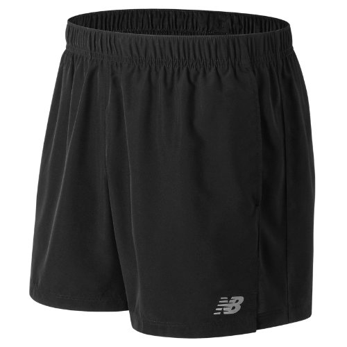 New Balance Accelerate 5 Inch Short Boy's Performance - MS81278BK
