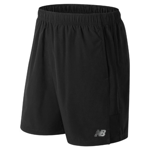 New Balance Accelerate 7 Inch Short Boy's Performance - MS81281BK
