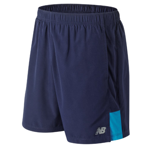 New Balance Accelerate 7 Inch Short Boy's Performance - MS81281MLE