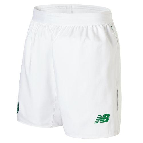 New Balance Celtic FC Home Short - Jonk Boy's Over €100 - MS830064WT