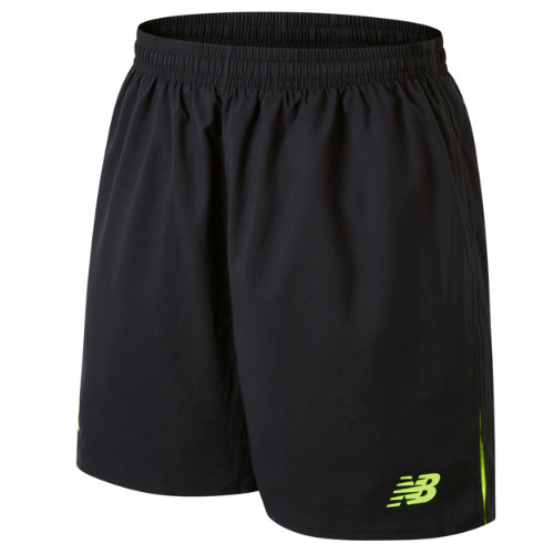 New Balance Lille OSC Away Short - Black (Taille L)