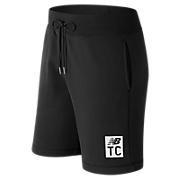 Essentials NB Track Club Short , Black